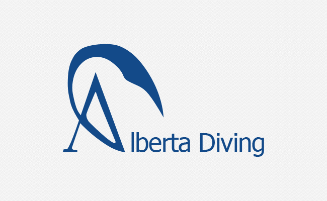 logo file for Alberta Diving