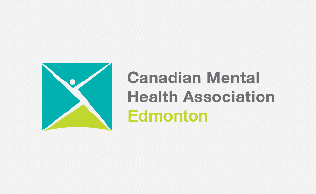 logo file for Canadian Mental Health Association - Edmonton