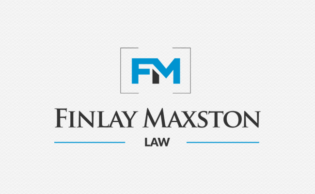 logo file for Finlay Maxston Law