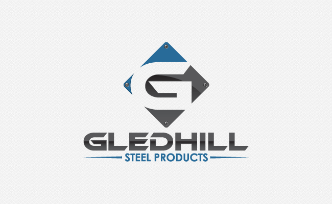 logo file for Gledhill Steel
