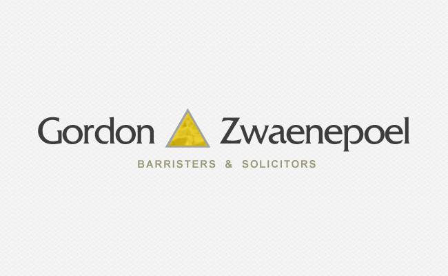 logo file for Gordon Zwaenepoel