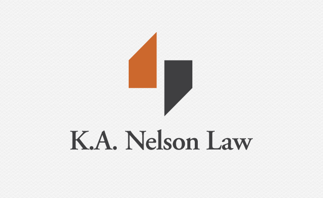 logo file for Kent Nelson Law