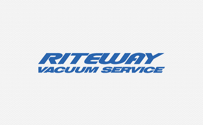 logo file for Riteway Vacuum Service
