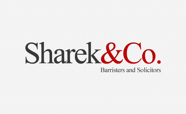 logo file for Sharek and Co.
